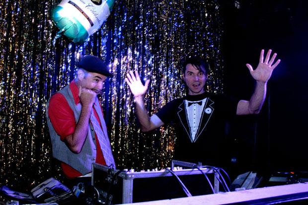 DJ Pip Theobald