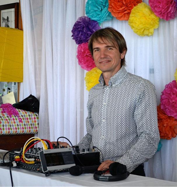 Wedding DJ Byron Bay