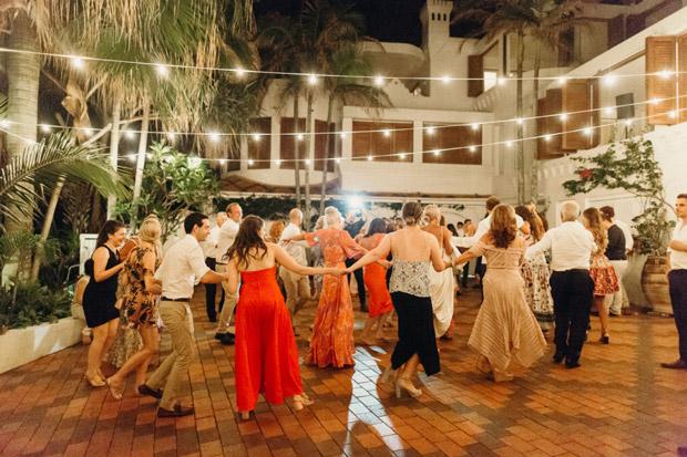 Kostas Estee Wedding