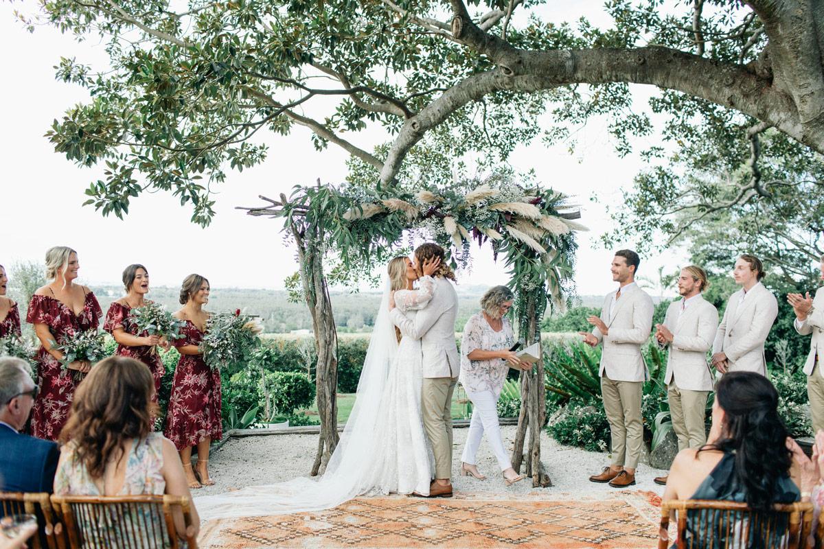 Rhiarn & Matt's Wedding.